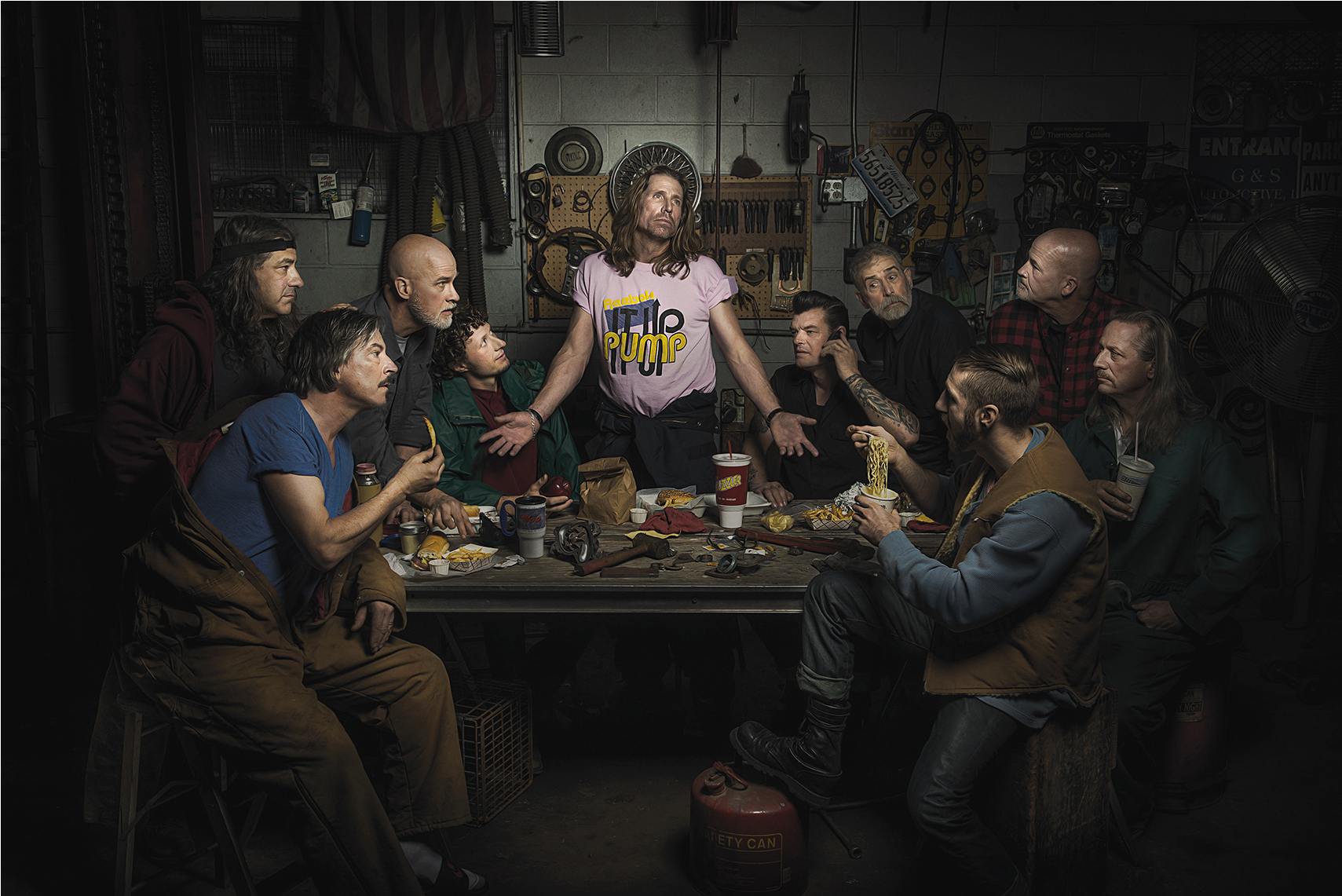 Agga-B-stylist-last-supper